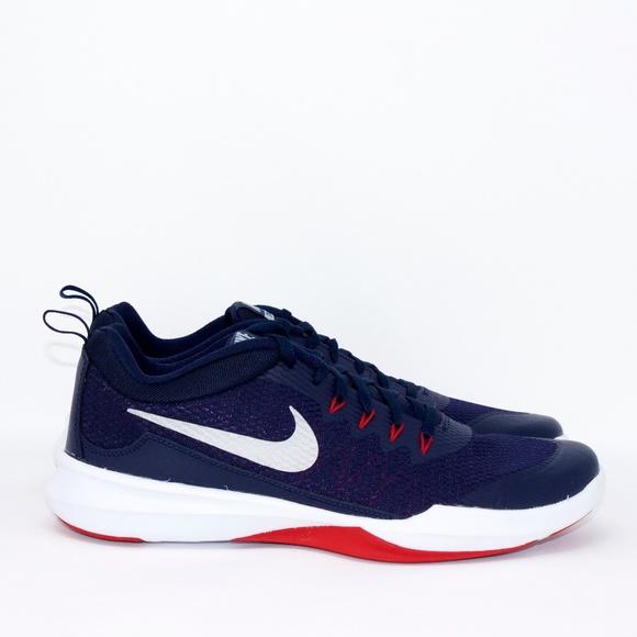 Nike Legend Trainer Bluered Size